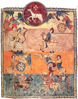 Los cuatro jinetes del Apocalipsis