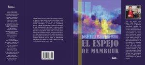 """""""El espejo de Mabruk"""", primer libro de cuentos de José Luis Barrera."""