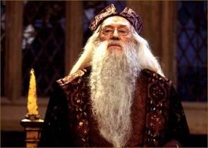 El director de Hogwarts también esnifaba polvo de estrellas de Campanita y además estuvo casado con Laura Bozzo.