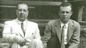 Borges y Bioy murieron después de enterarse de que, en una dimensión paralela, eran personajes de un mal cuento.