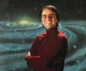 Carl Sagan y su obsesión con otros mundos.