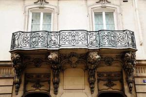 Antiguo edificio de la editorial de los hermanos Garnier en París.