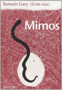 """""""Mimos"""" una novela escrita en forma de anillos (léala y comprenderá)."""