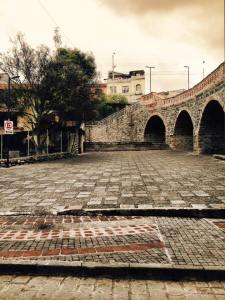 El Puente Roto de Cuenca.