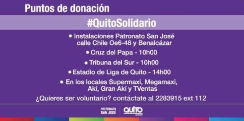 voluntarios Quito