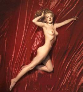 Marilyn Monroe en Playboy.